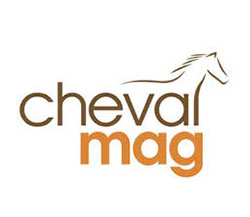 logotype cheval mag