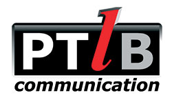 logotype ptlb communication